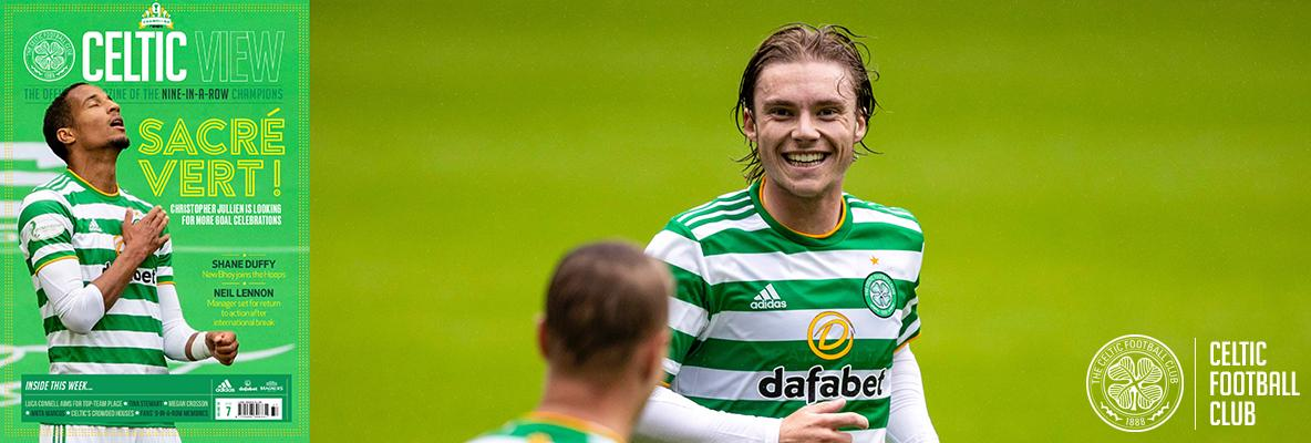Celtic View Interview: Luca Connell on why patience is key