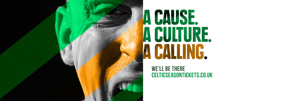 We'll be there. 2020/21 season tickets on sale now