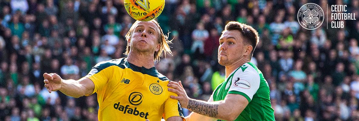 Moritz Bauer: We should have been spot-on for three points at Hibs