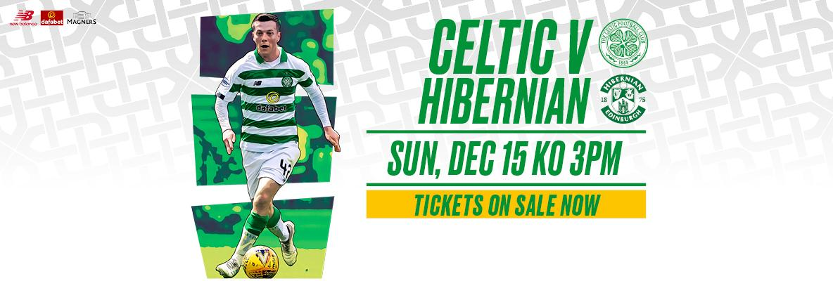 Secure your Hibernian and Aberdeen tickets now