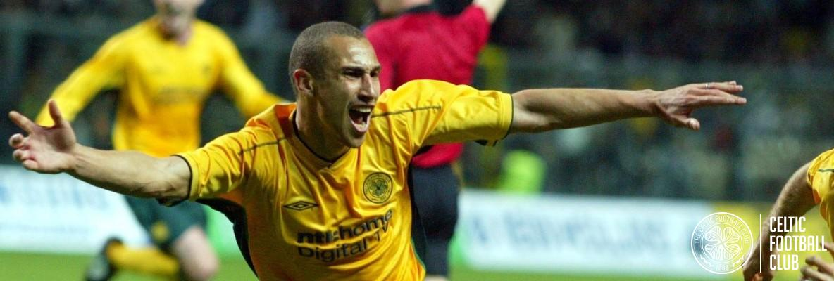 Henrik scored one of his most important goals 17 years ago today