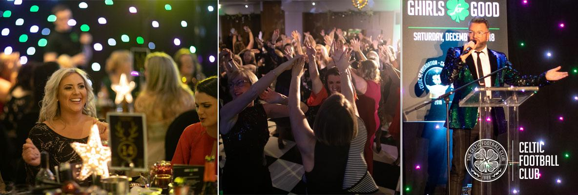 celtic FC Foundation's Ghirls for Good 2019 – tickets going fast