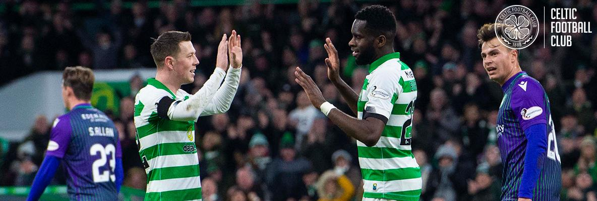 5 Quick-Fire Talking Points From Celtic's Table-Topping Hibs Win