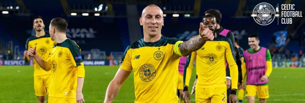 Celtic face FC Copenhagen in UEFA Europa League last 32