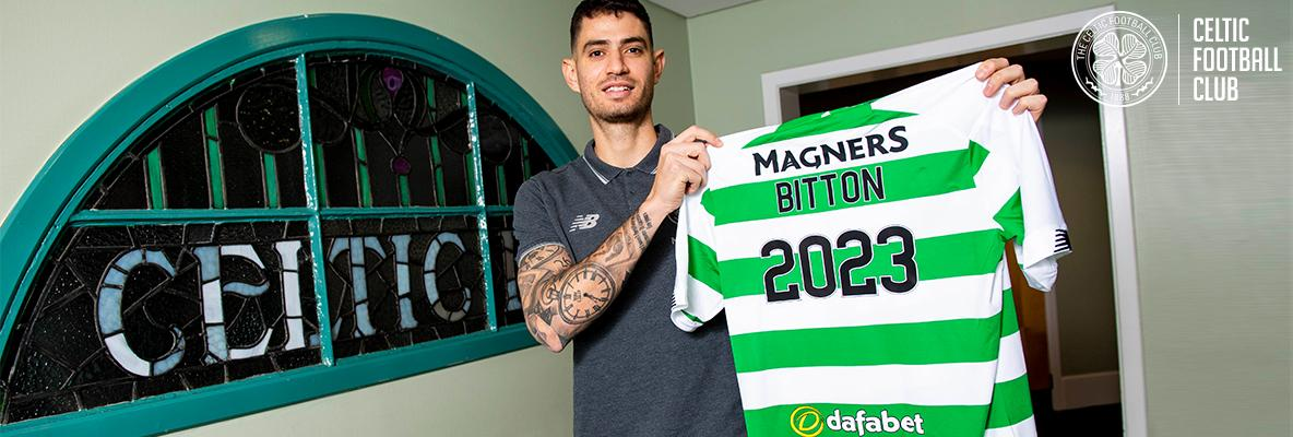 Celtic delight as Nir Bitton signs new three-and-a-half-year deal