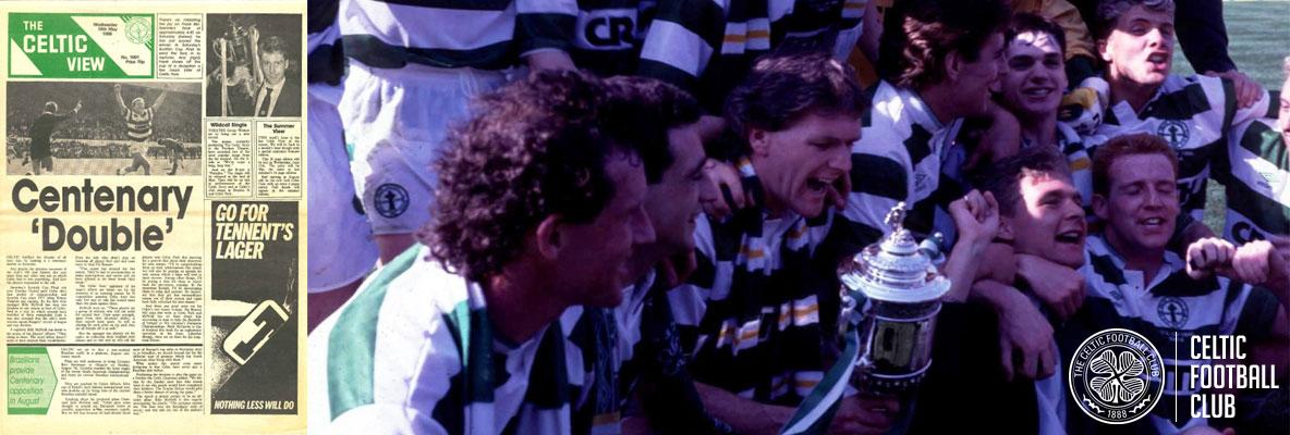 On This Day: Celtic clinch Centenary Double in the Hampden sun
