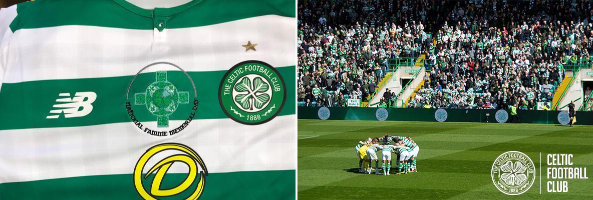 Celtic to mark National Famine Commemoration Day