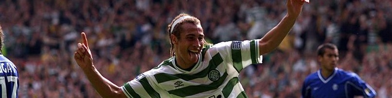 It was 23 years ago today ... Henrik joined the Hoops