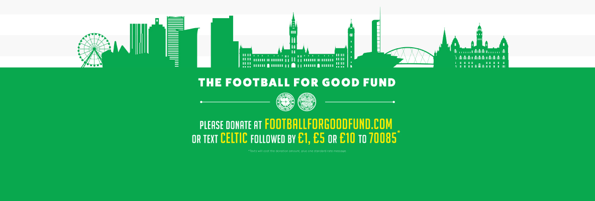 £600,000 and counting…Football for Good Fund Appeal