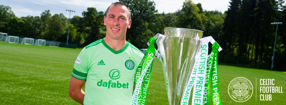 Scott Brown: It's magnificent to be captain of this club