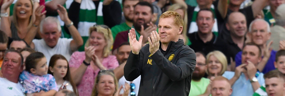 Neil Lennon: I couldn't ask any more of my players