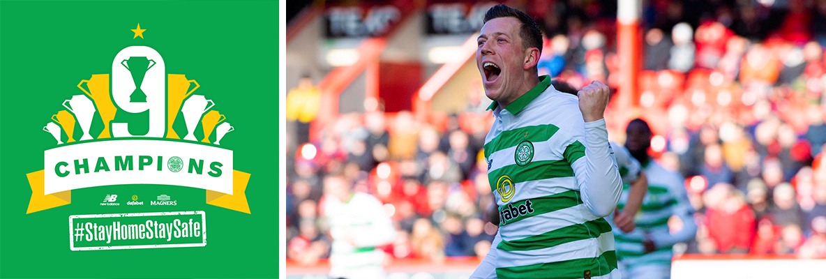 Callum McGregor: Winning this title is an incredible achievement