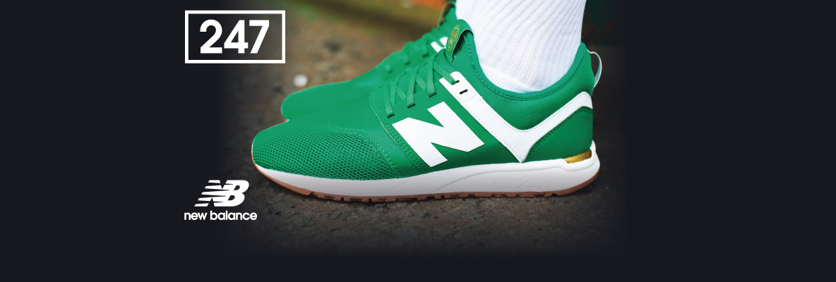 Celtic FC x NB 247 limited stock available to pre-order now ...