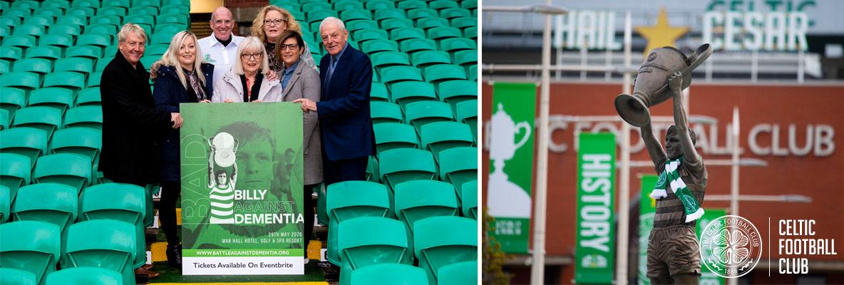 McNeill Family launch dementia charity event in honour of Cesar