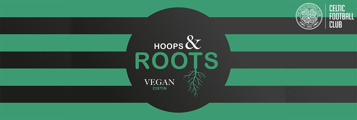 Here's Hoops & Roots! Go green with our new vegan matchday kiosk