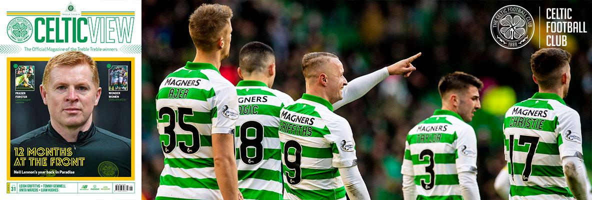 In this week's jam-packed table-topping Celtic View