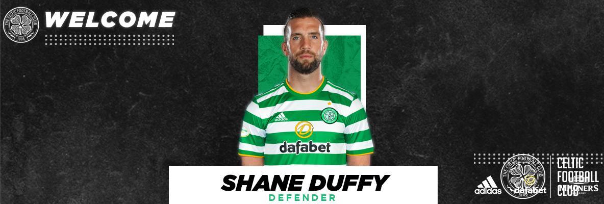 Shane Duffy signs for Celtic on season-long loan