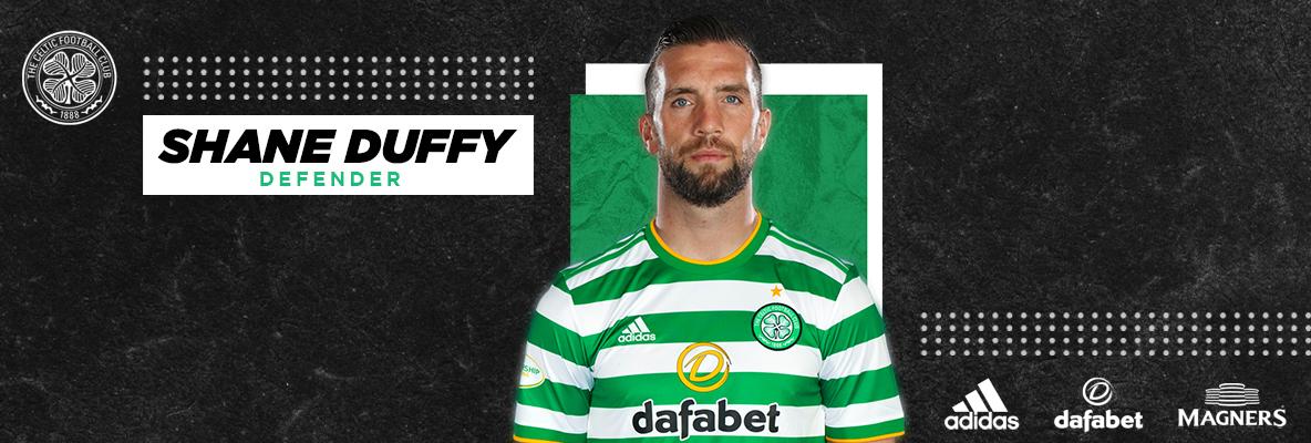 Shane Duffy: Celtic move is something I've always dreamed of